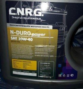 N-Duro Power 10W-40 CI-4/SL