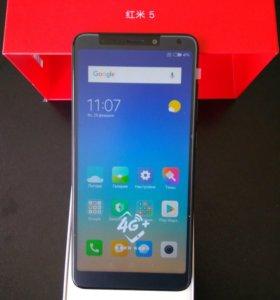 Смартфон Xiaomi Redmi 5 (новый)