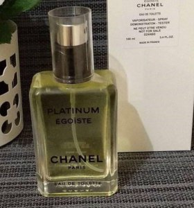 Тестер Chanel Egoiste Platinum