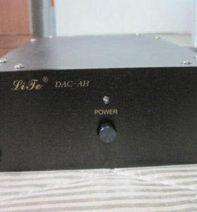 Цап (dac) мультибитный Philips TDA1543 вышлю