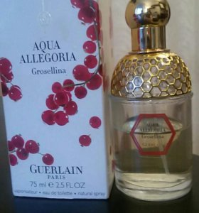 Guerlain Aqua Allegoria Grosellina