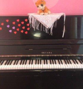 Продаётся пианино «Октава»