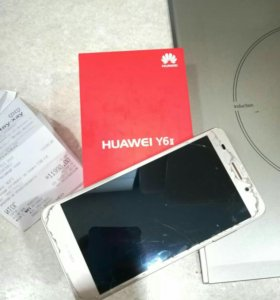 Телефон HUAWEI Y 6 II