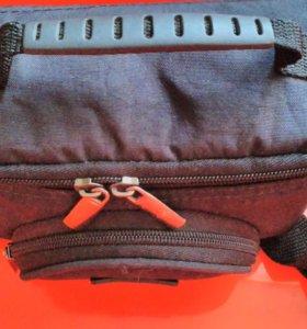 сумка для видеокамеры, фотоаппарата