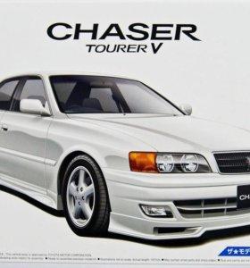 Сборная модель Toyota Chaser Tourer V ' 98 (1/24)