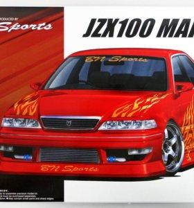 Сборная модель JZX100 Mark II Tourer V BN Sports