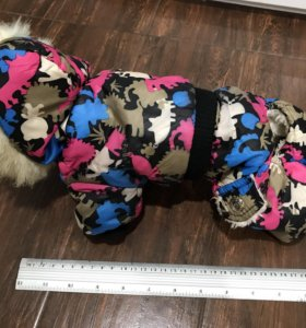 Зимняя курточка для щенка или мини собачки!
