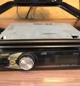 JVC магнитофон