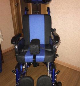 Новая Кресло-коляска детская инвалидная Дина-03