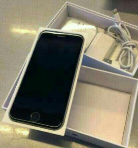iPhone 6, spase grey, 16gb