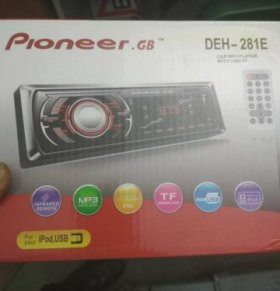 Магнитола Pioneer