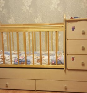 Дестская кроватка