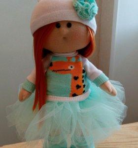 Кукла интерьерная Даша