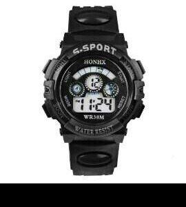 Новые электронные часы