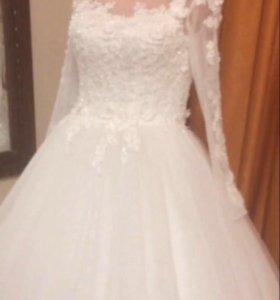 ❤️❤️15 000.р.Свадебное платье❤️❤️