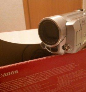 CANON FS 100.+флешка 32GB в подарок
