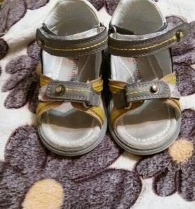 Детские ортопедические сандали 20 р