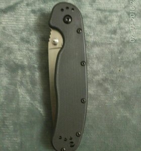 Складной нож RAT1