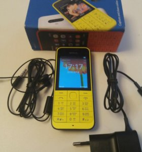 Новый телефон Нокиа 220 Dual sim