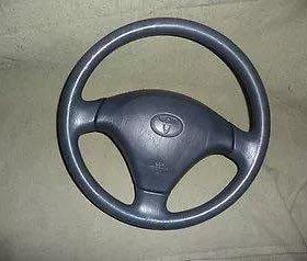 Руль Toyota с подушкой и пир зарядом