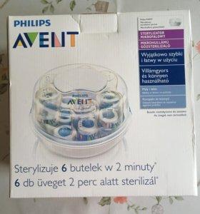 Стерилизатор AVENT для бутылочек в СВЧ
