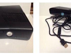 Xbox 360 + киннектик