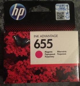 Картридж HP CZ109AE №655
