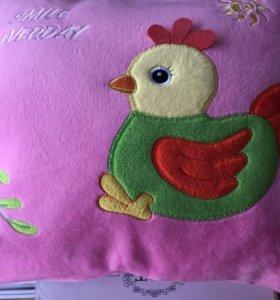 Детское дорожное одеяло .
