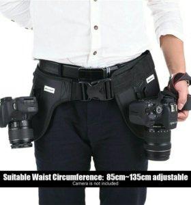 Поясной держатель для камер