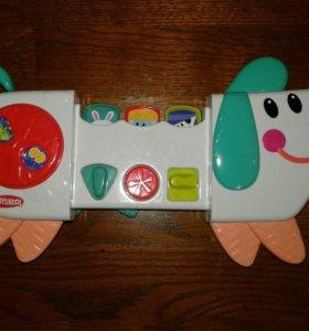 """Развивающая игрушка """"Весёлый щенок""""Playskool"""