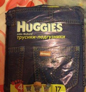 Подгузники Хаггис