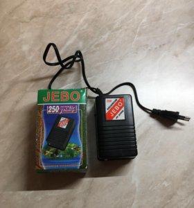 Продам компрессор Jebo Air Pump 250