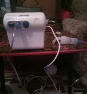 Omron. Professional compressor nebuliser.