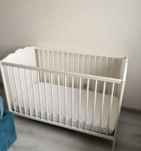 Кровать ИКЕА Детская