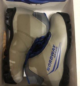 Ботинки лыжные Nordway 36 размер