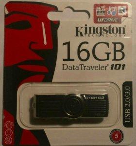 Флэш-карта USB Kingston 16GB