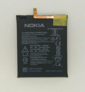 Аккумулятор для Nokia 5 и 6 оригинал