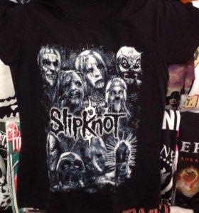 Футболка женская Slipknot