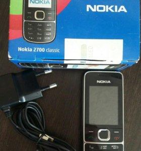 Телефон Nokia 2700 cl. на запчасти