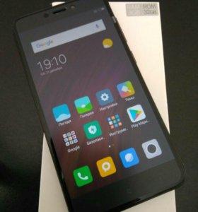 Смарфон Xiaomi Redmi 4X 3Gb/32Gb (новый)|НА ЗАКАЗ|