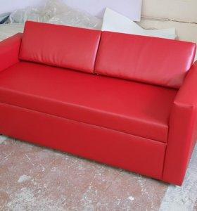 Офисный диван в наличии и на заказ