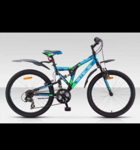 НОВЫЙ Подростковый СКОРОСТНОЙ велосипед Stels