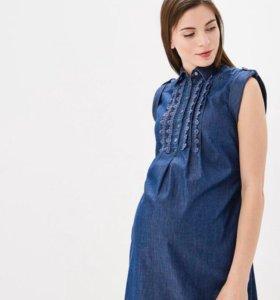 Стильное платье для будущих мам