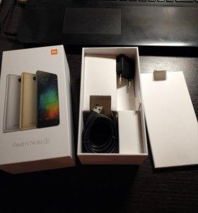 Xiaomi Redmi note 3, 3/32, обмен.