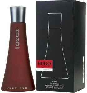"Hugo Boss ""Deep Red"", 90ml."