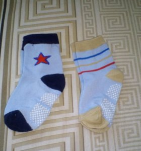 Новые носочки на мальчика
