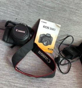 Canon D550