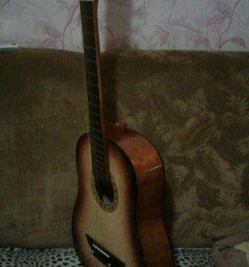 Гитара, чехол, струны!