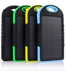 Solar power bank 25000 mAh/ Заряд от солнца!