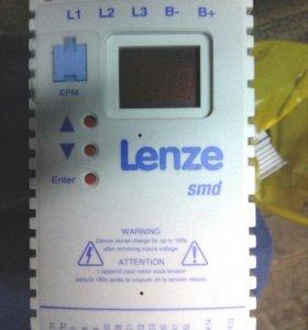 Частотный преобразователь Lenze 1,1 кВт 380В